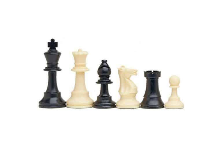 Best Value Tournament Chess Set by WE Games Review