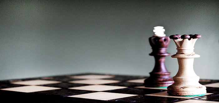 How many pieces in a chess set - King and Queen