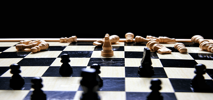 How many pieces in a chess set - Knight