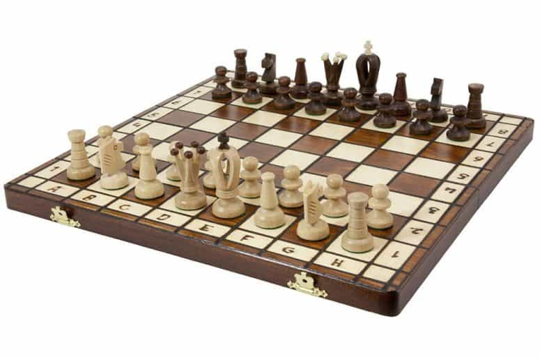 Royal 36 European Wood International Chess Set Review