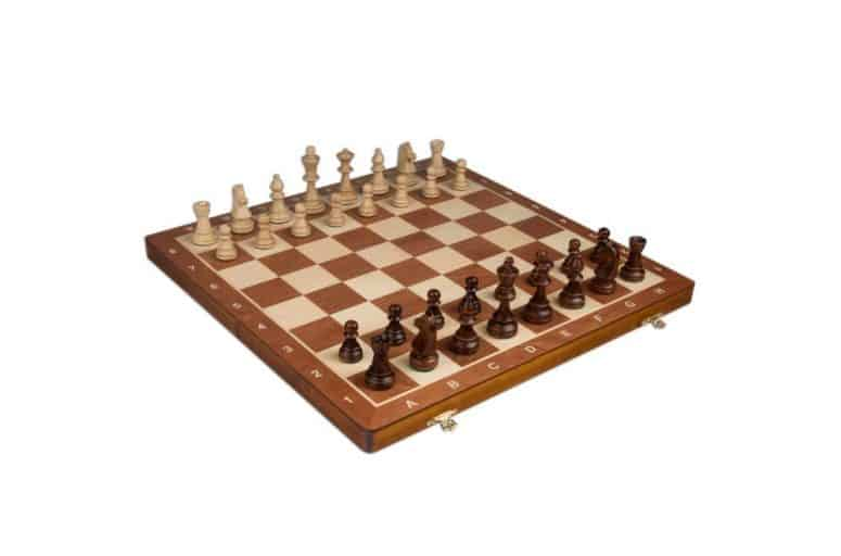 Wegiel Tournament No. 6 Chess Set Review