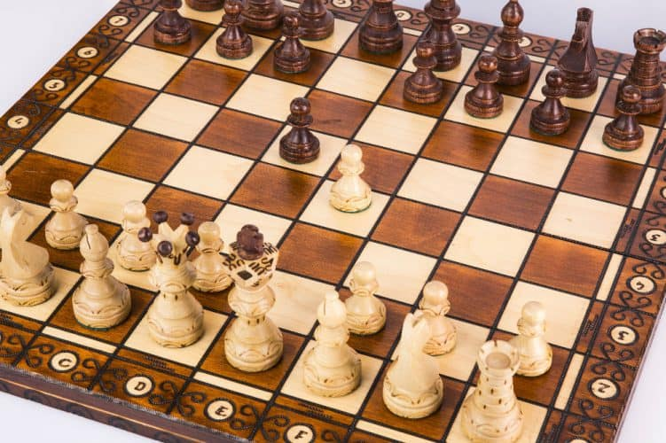 What Is in a Chess Set?