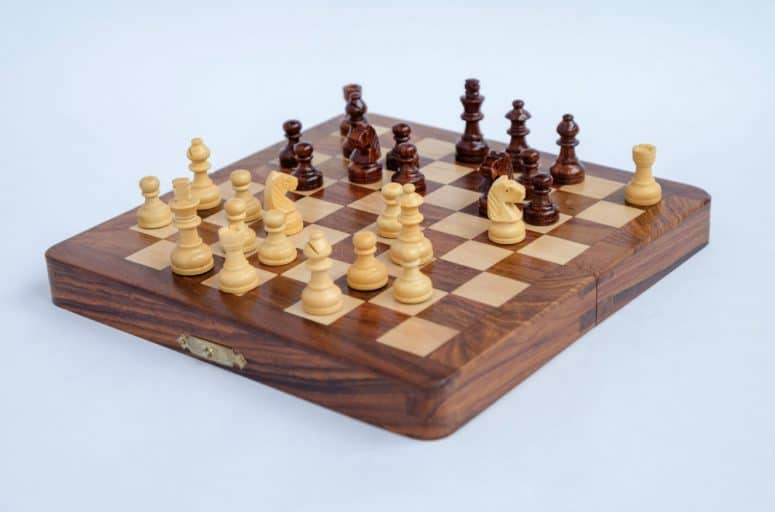 What Size Chess Board Do I Need?