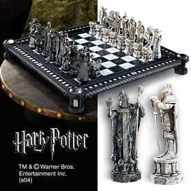 Harry Potter Chess Set Review (Final Challenge)
