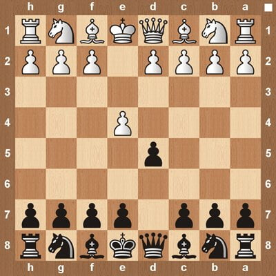 What is the Scandinavian Defense in Chess?