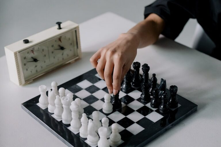 What are the Basic Principles of Chess Openings?